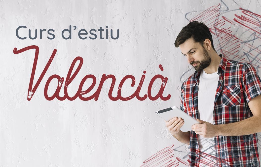 Aprender valenciano verano Centro de Idiomas UMH Elche Sant Joan d'Alacant Orihuela