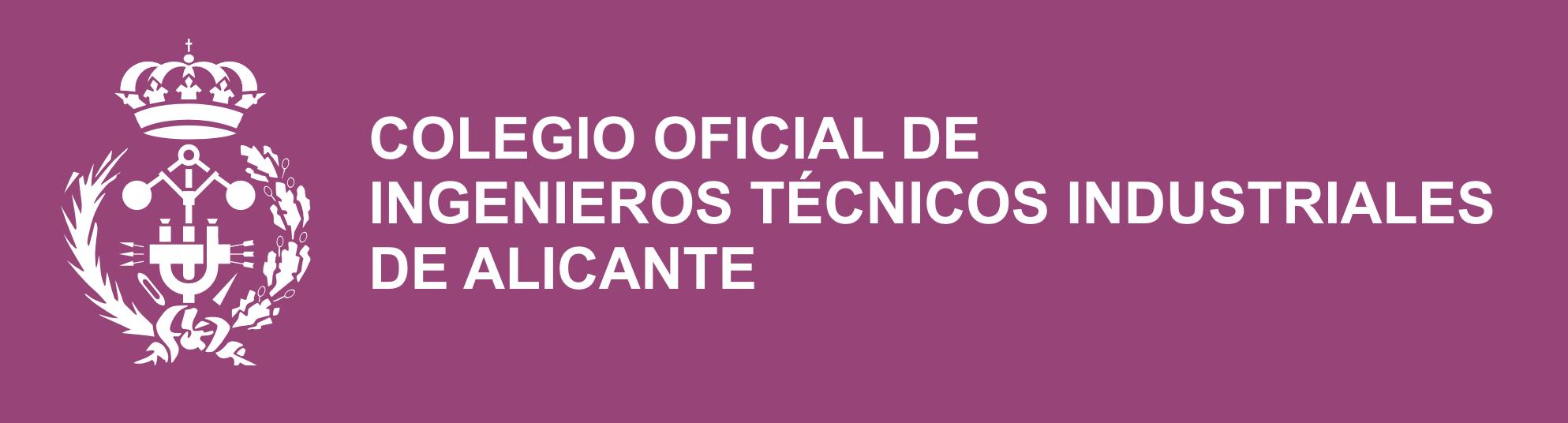 Logo de Colegio Oficial de Ingenieros Técnicos Industriales de Alicante
