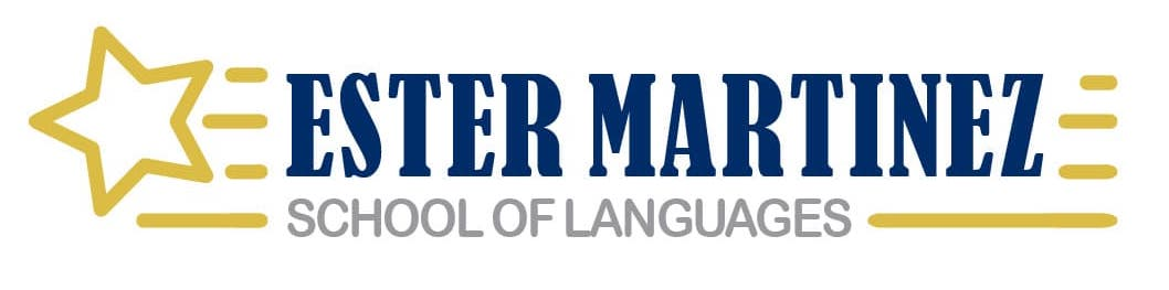 Logo de Esther Martinez School of Languages