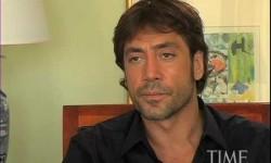 TIME Interviews Javier Bardem