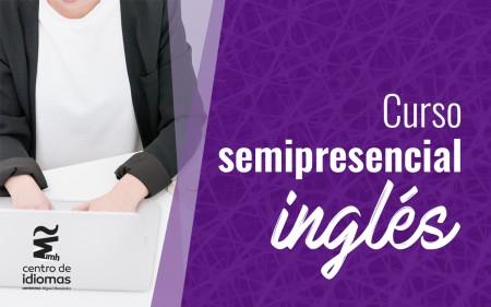 Curso Semipresencial en Inglés