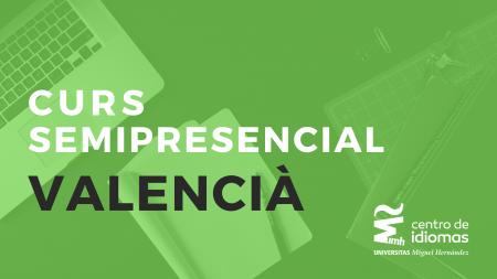 curso valenciano semipresencial centro de idiomas umh